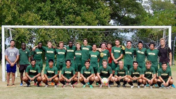 Baylor Men's Soccer 2015