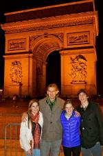 Love the Arc de Triomphe